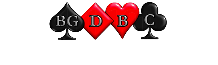 Boca Grande Duplicate Bridge Club logo